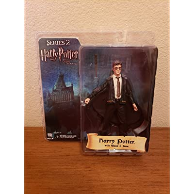NECA The Order of the Phoenix Series 2 Harry Potter Action Figure: Toys & Games [5Bkhe0302089]