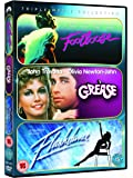 Footloose/Grease/Flashdance (Triple Pack) [DVD]