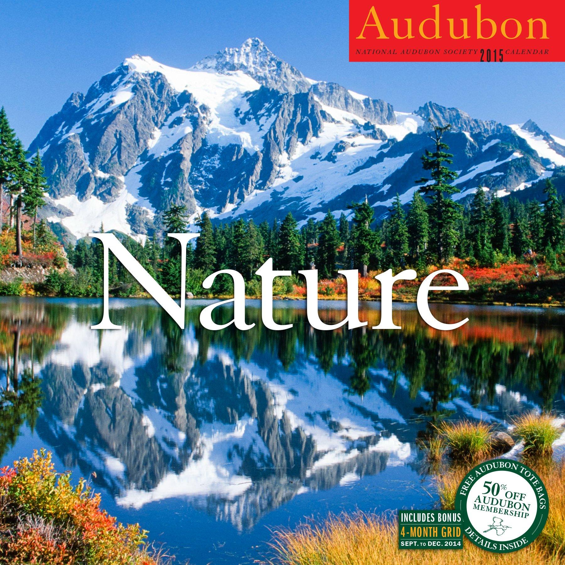 Download Audubon Nature Calendar 2015 ebook