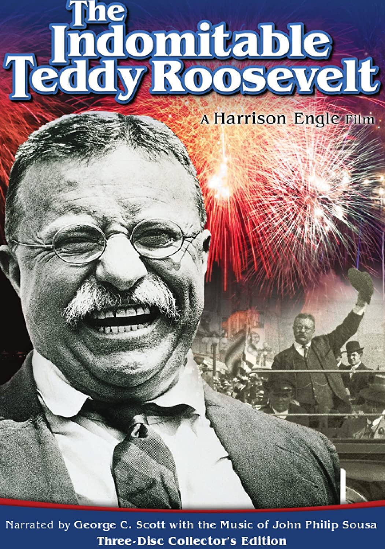 Amazon.com: The Indomitable Teddy Roosevelt: Theodore Roosevelt, Harrison Engle: Movies & TV