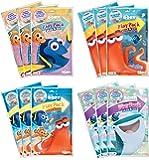 Bundle of 12 Disney Pixar Finding Dory Grab & Go Play Packs