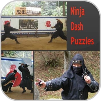 Amazon.com: Ninja Dash Puzzles: Appstore for Android