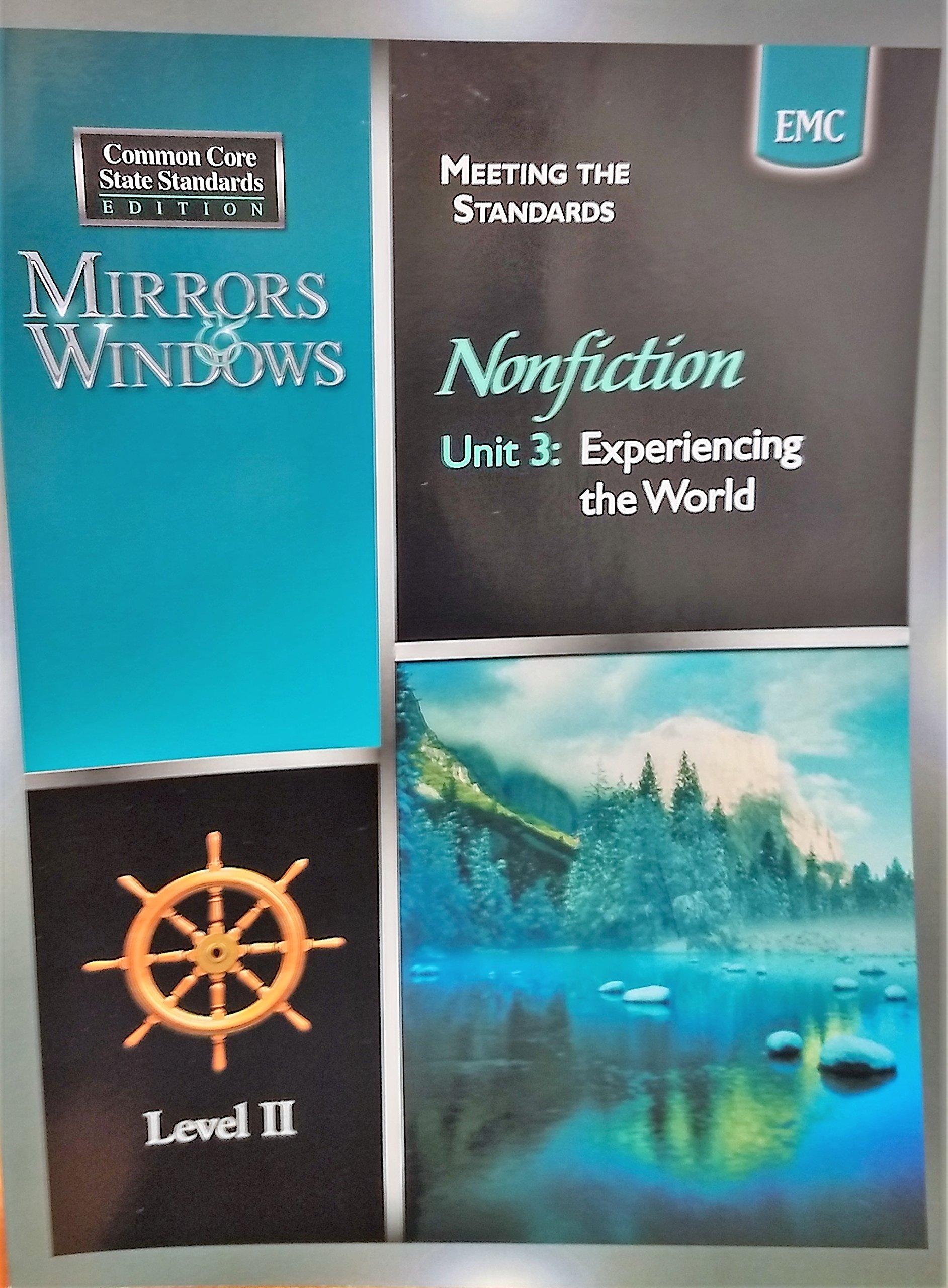 Mirrors & Windows Meeting The Standards Fiction Unit 8: Seeking Wisdom pdf
