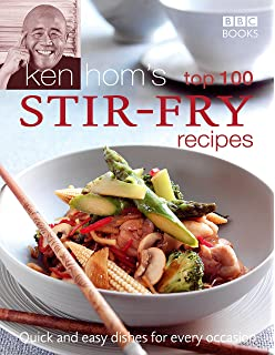 Chinese cookery amazon ken hom 9781846076053 books ken homs top 100 stir fry recipes bbc books quick easy forumfinder Images