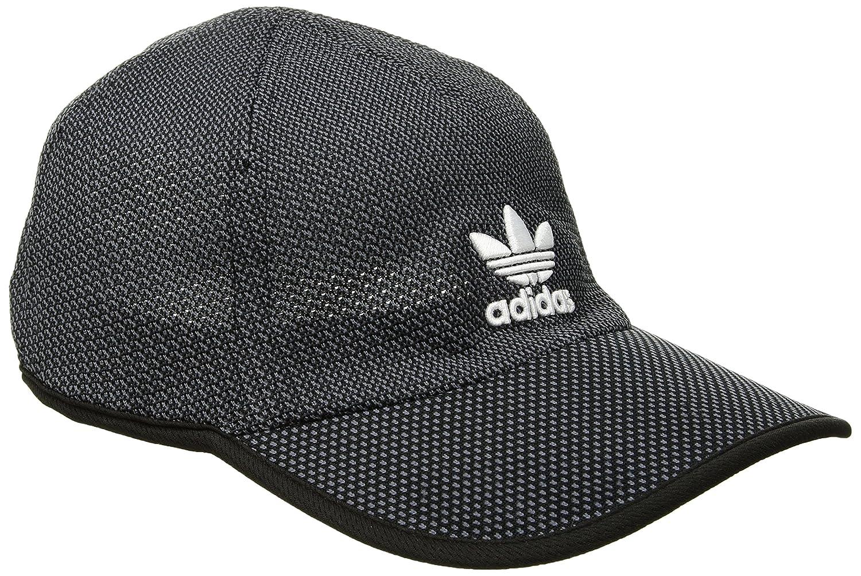 b748e006 adidas Men's Originals Primeknit Relaxed Strapback Cap, Black/Onix Weave,  One Size: Amazon.ca: Sports & Outdoors