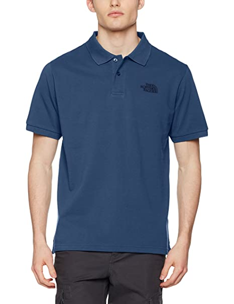 the north face polo hombre