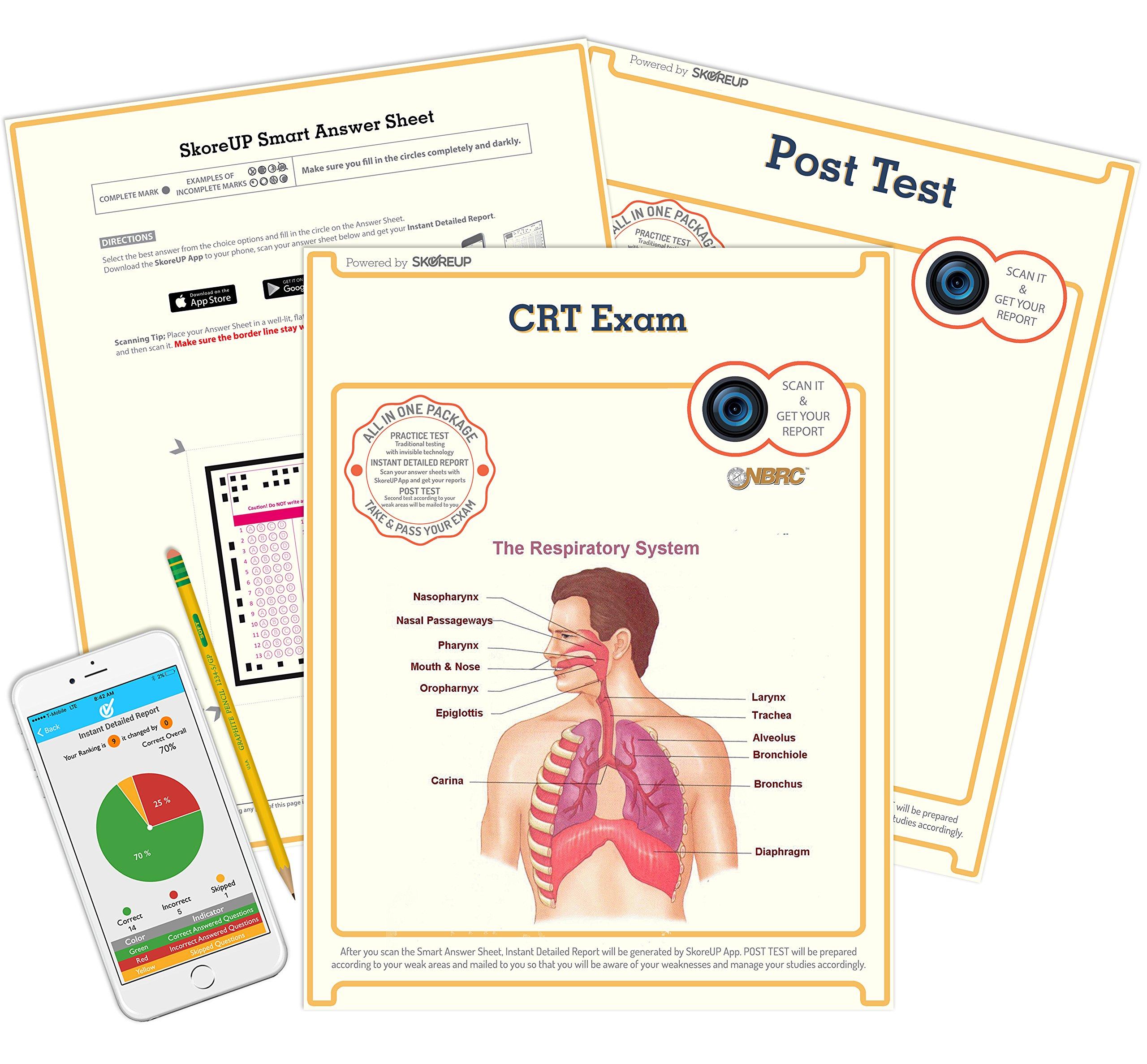 Certified Respiratory Therapist Exam Crt Test Prep Study Guide
