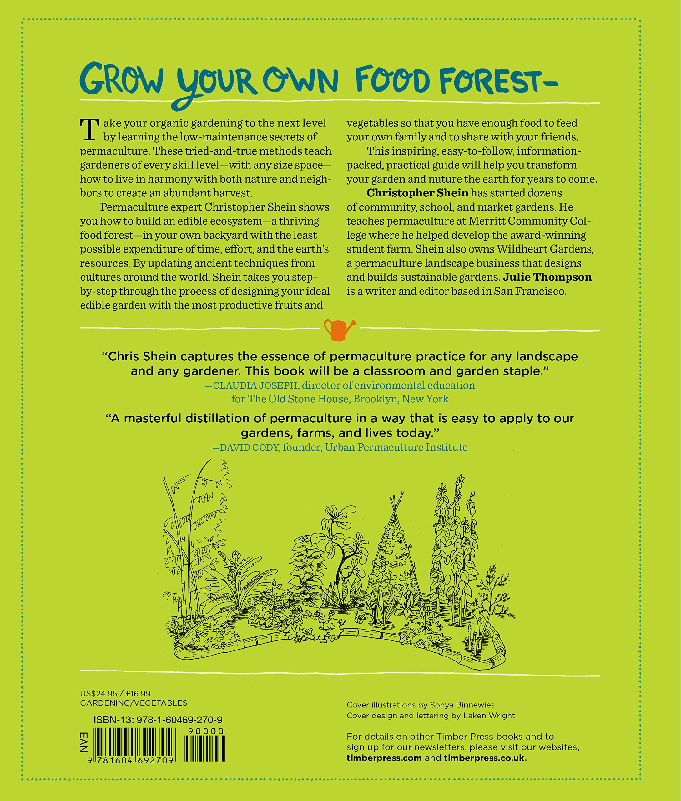 The Vegetable Gardeners Guide to Permaculture: Creating an Edible Ecosystem