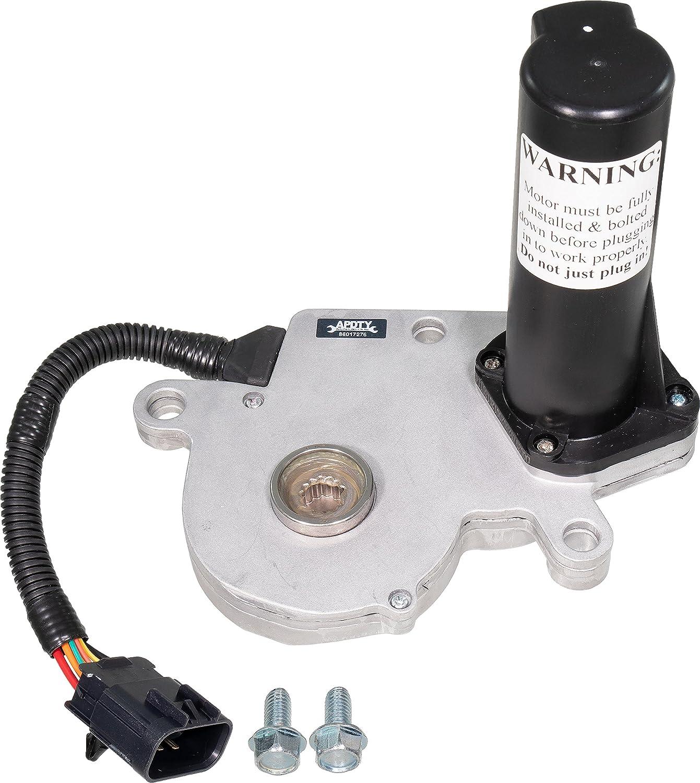 4WD Transfer Case Shift Motor Actuator Fits for Chevrolet Silverado Tahoe Avalanche Suburban Dodge Ram 1500 2500 Sierra Yukon XL 2003-2010 Replace 600-910 88962314 5170543AA 19125640 12584314