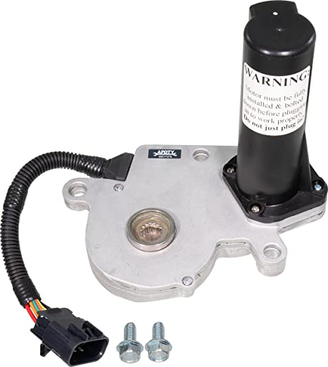 APDTY 711021 Transfer Case Shift Encoder Motor For 2003-2007 Chevy/GMC  Trucks w/4-Wheel Drive / 4WD / 4X4 (Replaces GM 19125640