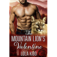 The Mountain Lion's Valentine: BBW Shifter Mail Order Bride Romance (Holiday Mail Order Mates Book 1) (English Edition)