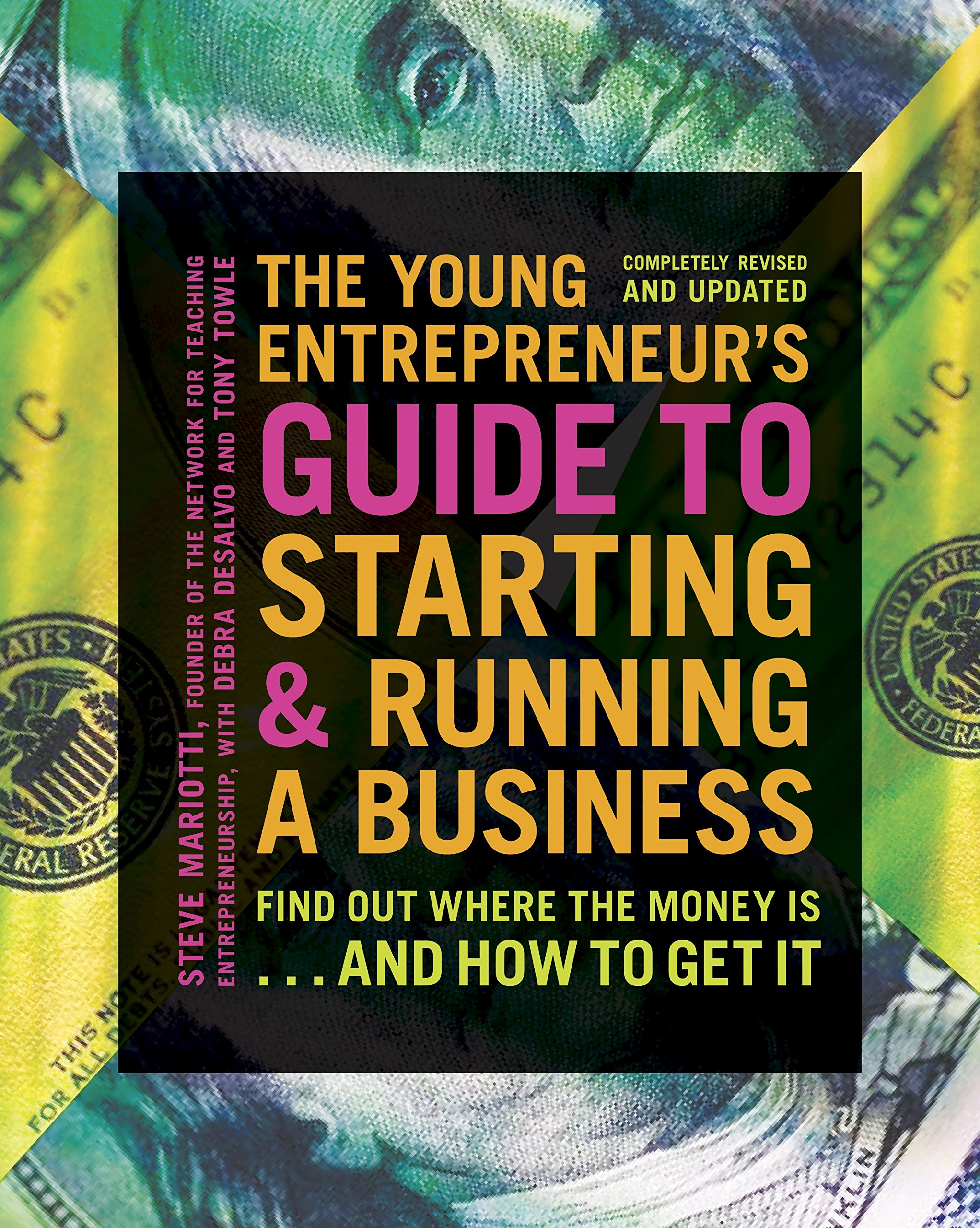 Young Entrepreneurs Starting Running Business product image