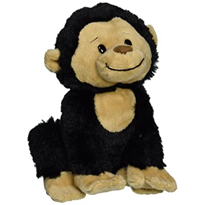 "Webkinz Onyx Monkey Plush, 8.5"": Toys & Games"