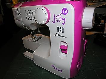 Joy 13 Texi de la máquina de coser para el juego de Start, compacto con estructura de metal colonizador: Amazon.es: Hogar