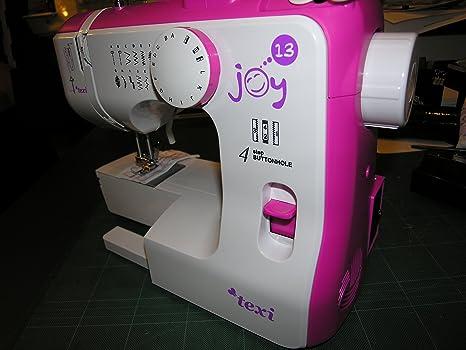 Joy 13 Texi de la máquina de coser para el juego de Start, compacto con