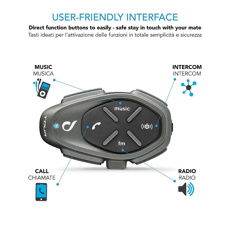 Interphone Tour 2 Intercom Pack New 2016 Automotive Simple Circuit For Home Communication