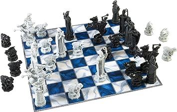 Harry Potter Wizard Chess Set by Mattel: Amazon.es: Juguetes y juegos