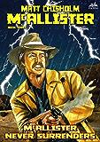 McAllister Never Surrenders (A McAllister Western Book 3)