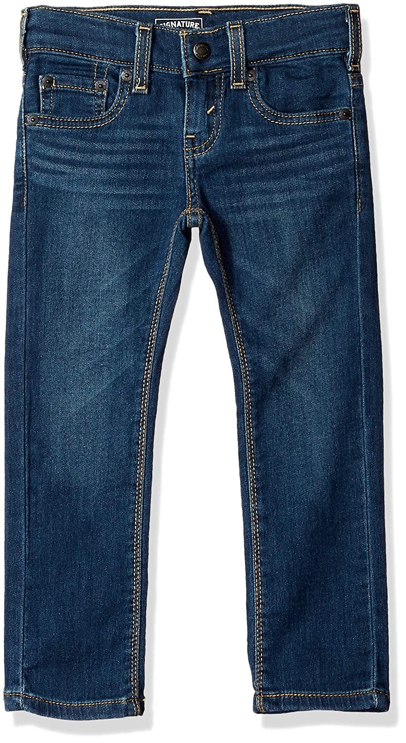 Signature by Levi Strauss & Co. Gold Label Boys' Skinny Fit Jeans.