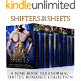 Shifters In My Sheets (A Seven Book Paranormal Shifter Romance Bundle) (English Edition)