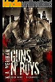 Guns n' Boys: Unshaken (Book 9) (gay dark mafia romance)
