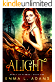 Alight (Legacy of Flames Book 1) (English Edition)