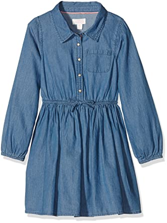 f45b0f7b765 Pumpkin Patch Girl s Denim Shirt Dress
