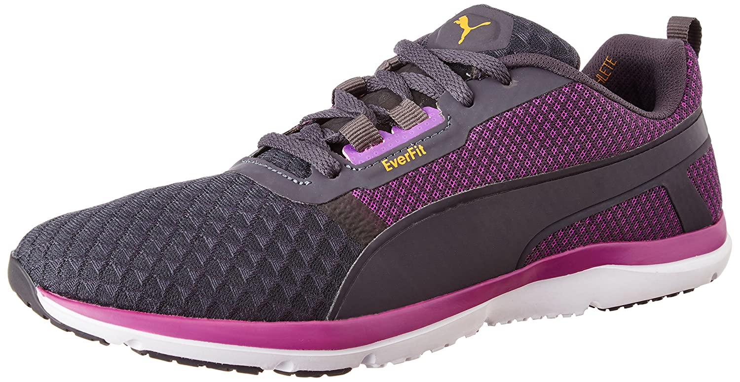 27d0d14ef2c Puma Women s Pulse Flex XT Core WNS Periscope and Purple Cactus Flower  Multisport Training Shoes - 7 UK India (40.5 EU)  Amazon.in  Shoes    Handbags