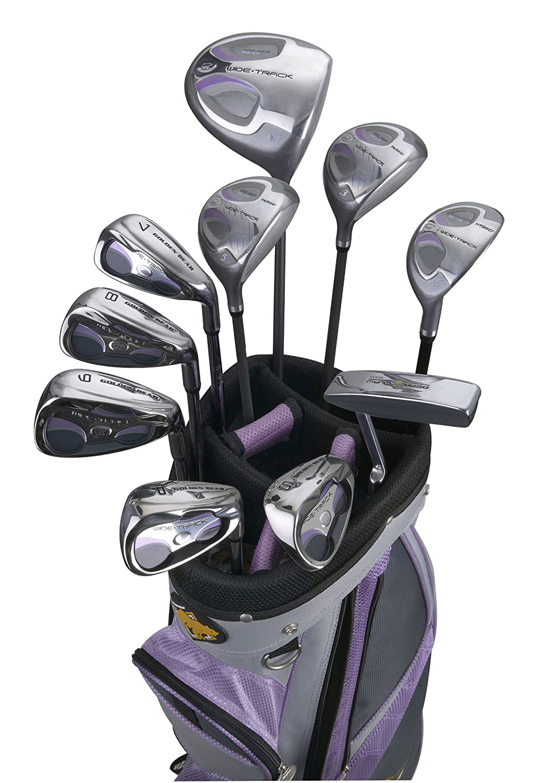 Amazon.com : Golden Bear Ladies Wide Track 15-Piece GR Golf ...