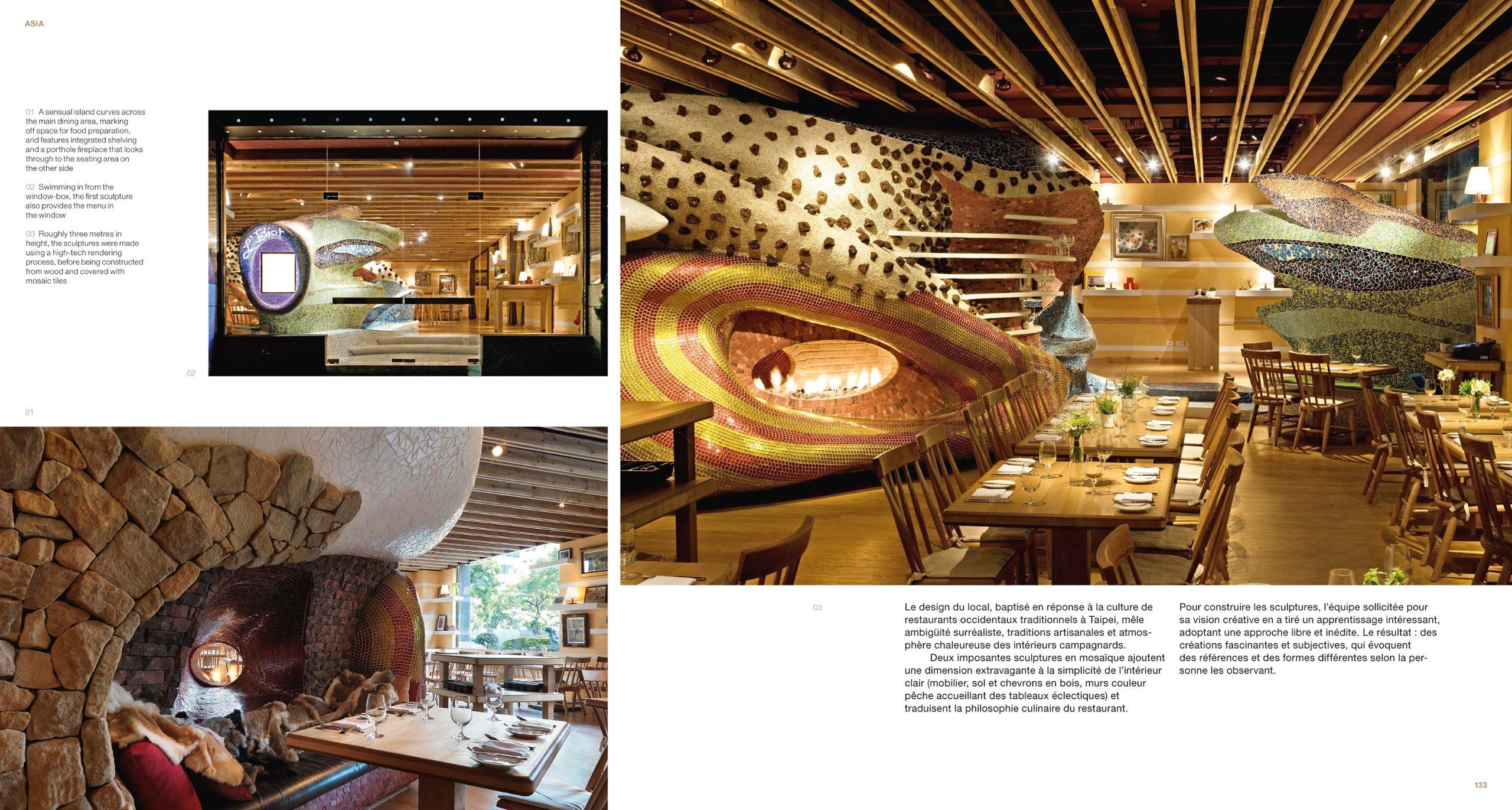 Restaurant & Bar Design: Amazon.de: Julius Wiedemann, Marco Rebora ...