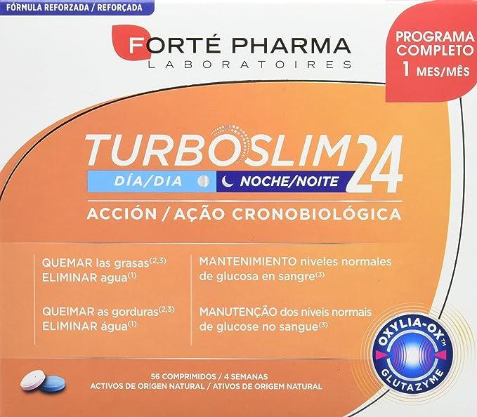 TURBOSLIM CRONOACTIVE FORTE 56 COMP.: Amazon.es: Salud y cuidado personal