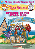Thea Stilton Graphic Novels #1: The Secret of Whale Island