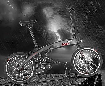 go4joy S de bicicleta plegable Smart E-Bike Pedelec con batería Samsung Certificado