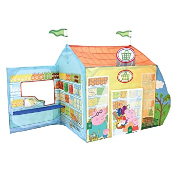 Playhut Peppa Pig Supermarket Play Tent  sc 1 st  Amazon India & Buy Playhut Peppa Pig Supermarket Play Tent Online at Low Prices ...