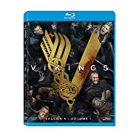 Vikings: Season 5 Volume 1 [Blu-ray]