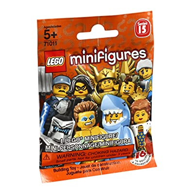 LEGO Minifigures Series 15 - Random Pack (71011): Toys & Games