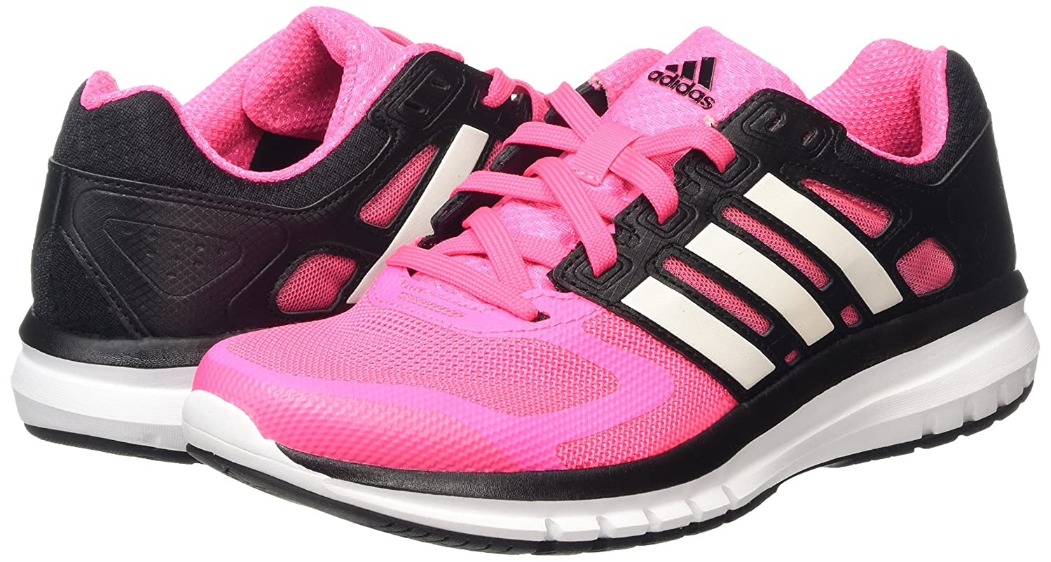 Amazon.com | adidas Duramo Elite Womens Running Trainer Shoe Pink | Running