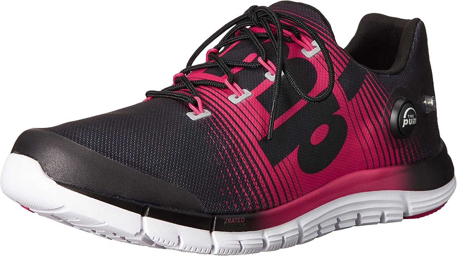 Reebok Women s Z-Pump Fusion Running Shoe