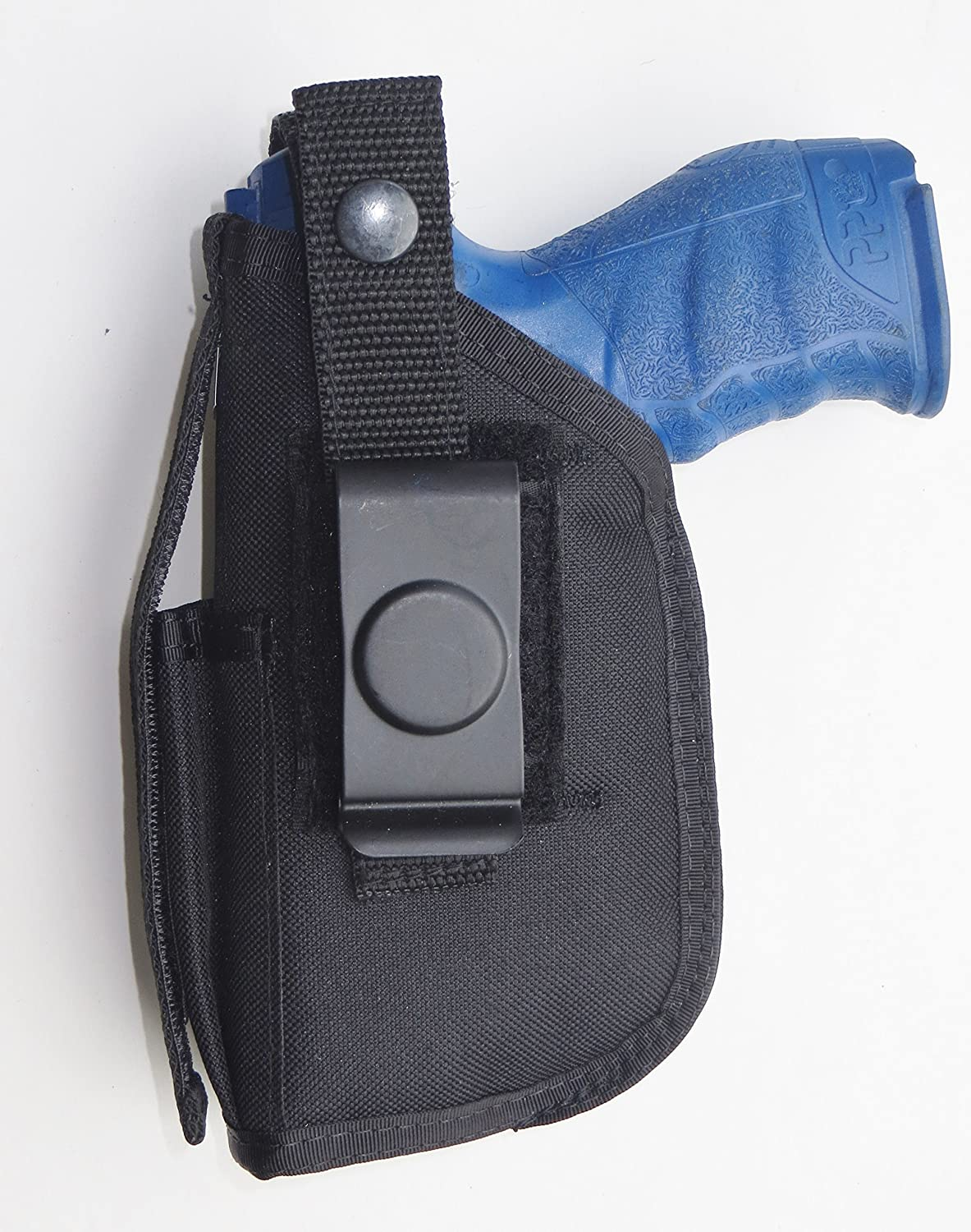 Hip Holster for Walther PPX M1 pistols with built-in Extra