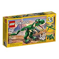 Deals on LEGO Creator Mighty Dinosaurs 31058