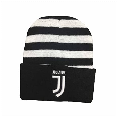 CUFFIA JUVENTUS JUVE UFFICIALE BERRETTO CAPPELLO JJ ZEB03  Amazon.it ... 84063af24e70
