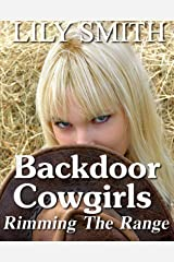 Backdoor Cowgirls: Rimming the Range Kindle Edition
