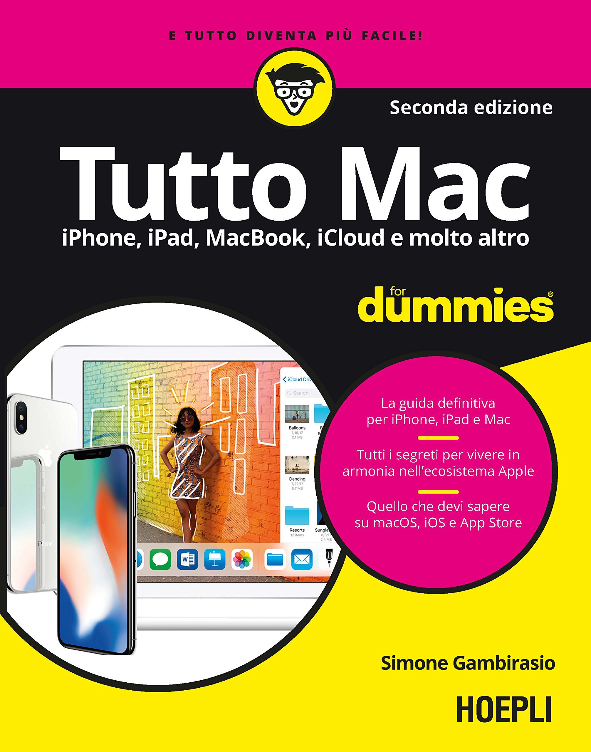 Amazon it: Tutto Mac for dummies  IPhone, iPad, iMac