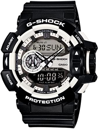 d3b7a822b6 Amazon | [カシオ]CASIO 腕時計 G-SHOCK ジーショック GA-400-1AJF ...