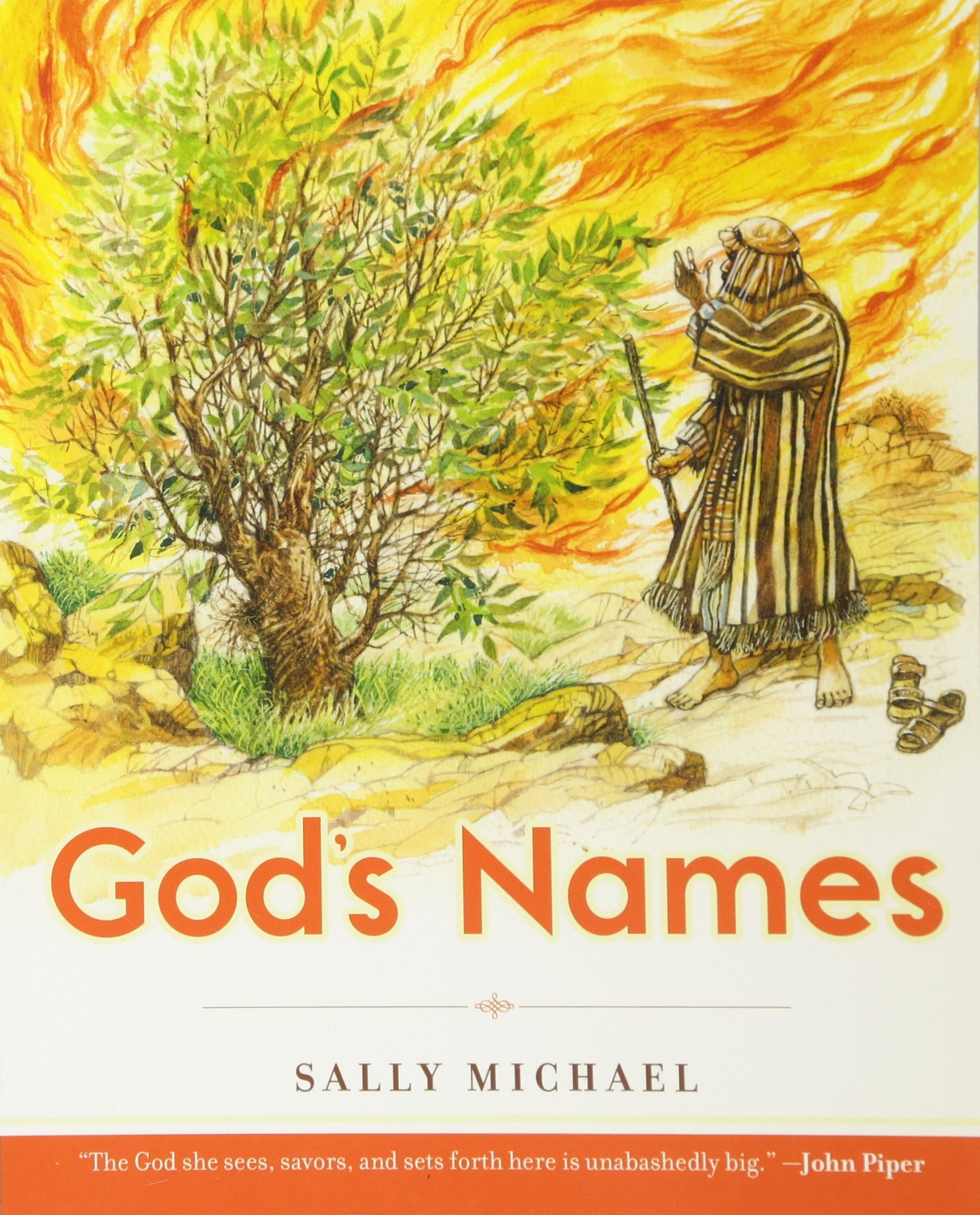 God's Names (Making Him Known) (Children Desiring God)