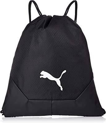 Amazon.com: PUMA Unisex_Adult teamFINAL 21 Gym Sack ...
