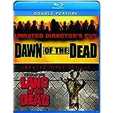 DAWN DEAD/LAND DEAD DOUBLE BD WS CDN [Blu-ray] (Bilingual)
