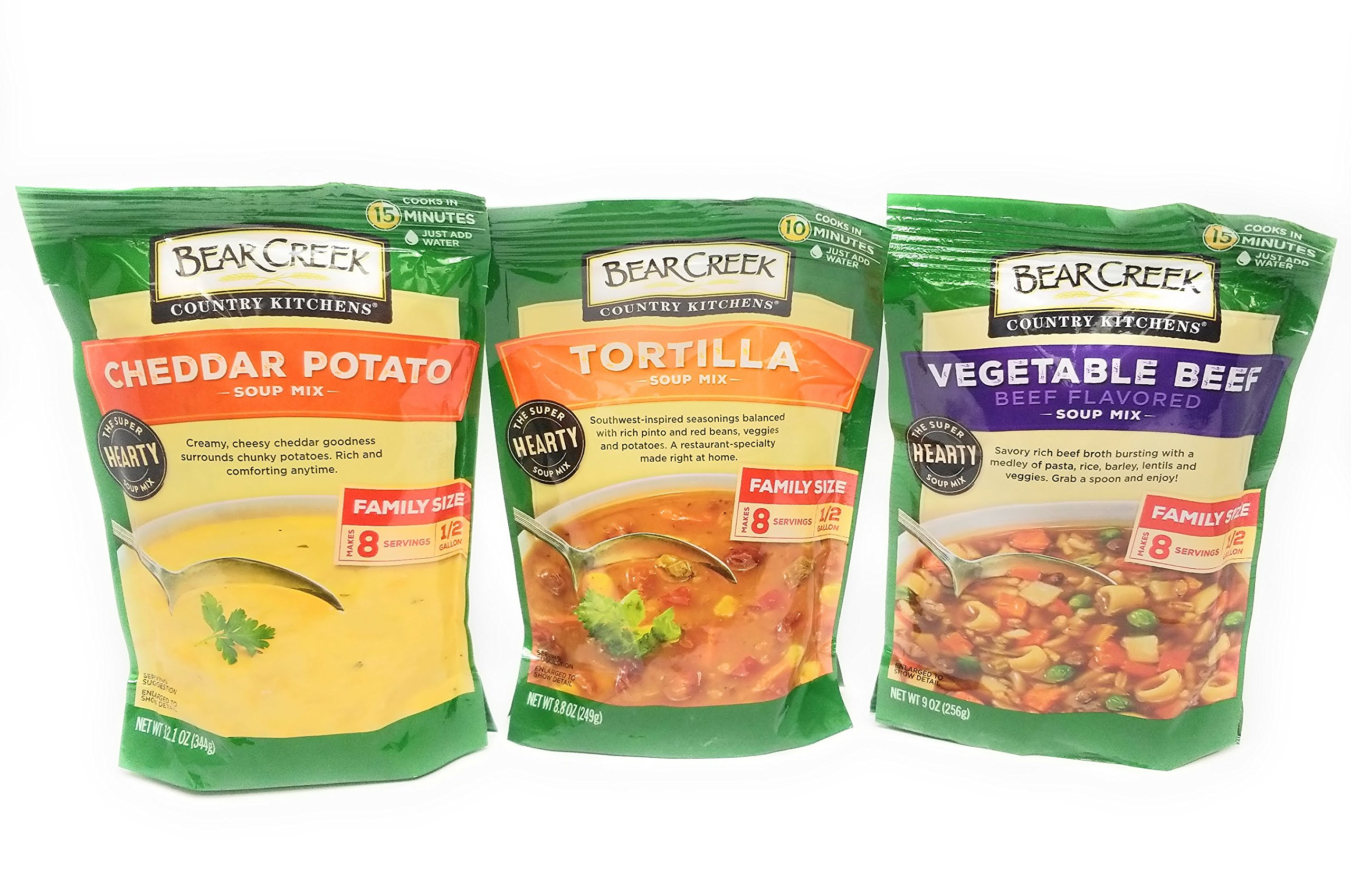 Bear Creek Country Kitchens Tortilla Soup Mix