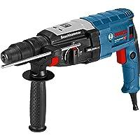 Bosch Professional Bohrhammer GBH 2-28 F (Zusatzhandgriff, Tiefenanschlag, L-BOXX, Wechselfutter SDS-plus, Bohr-Ø Beton max: 28 mm, 880 Watt)