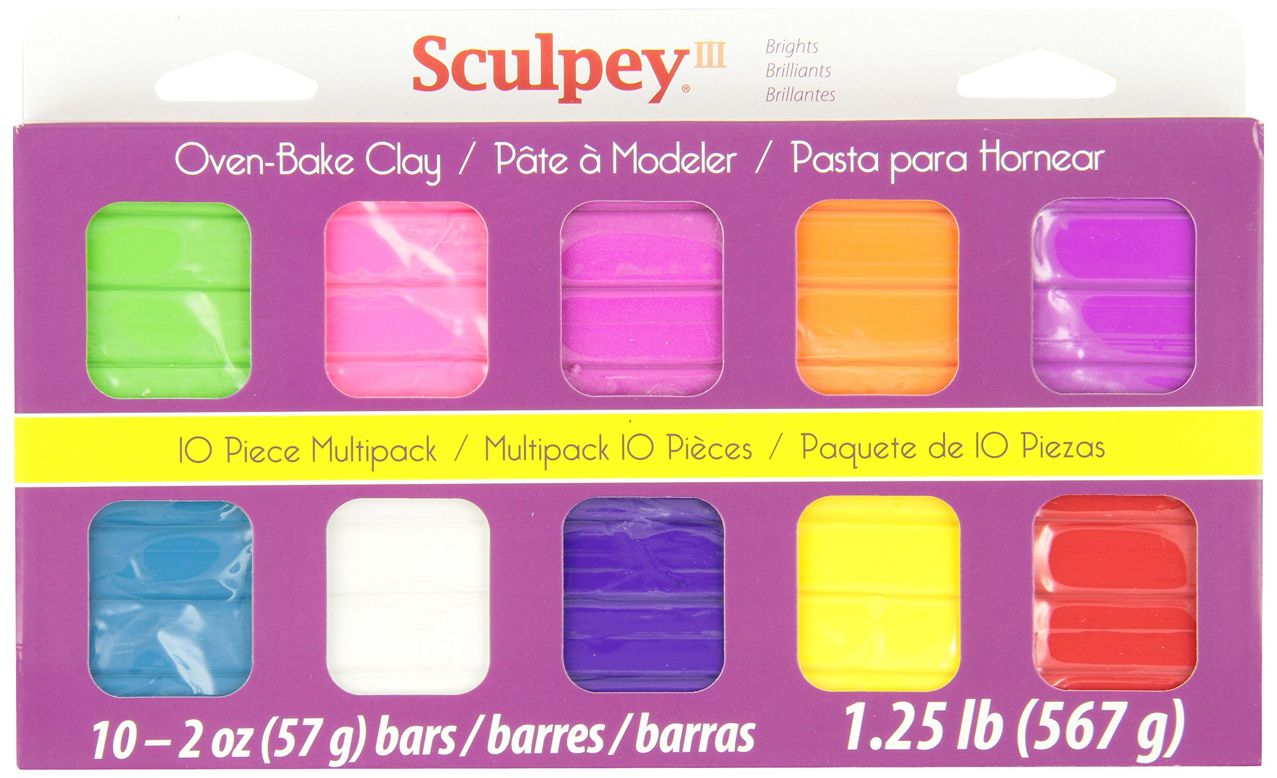 Polyform Products Sculpey III Multipack by Sculpey